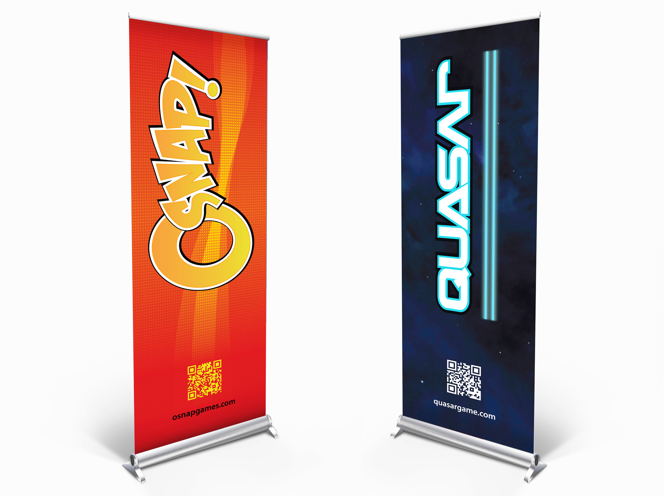 OSnap! Games Display Banners